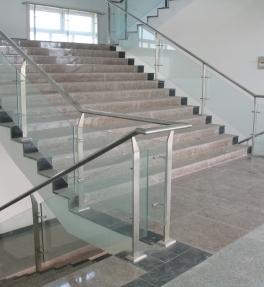 济南不锈钢楼梯扶手